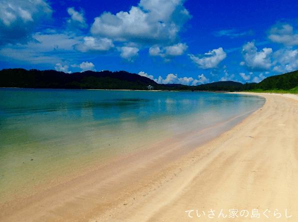 西表島海岸