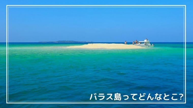 バラス島ツアー