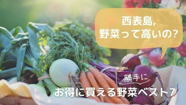 西表島の野菜事情